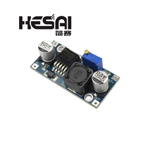 Smart Electronics lm2596 LM2596S DC-DC 3-40V Adjustable Step