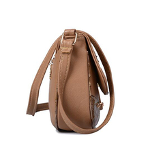 PU Leather  Vintage Shoulder Bag