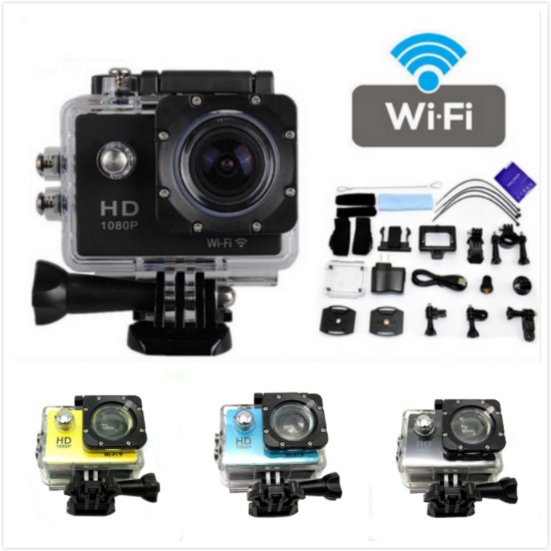 Mini 1080 p WIFI Camera Action Sport En Plein Air DV Vidéo Pour Kia Rio K2 Ceed Sportage Sorento Cerato Accoudoir Âme picanto Optima K3