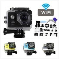 Mini 1080P WIFI Action Camera Outdoor Sport DV Video For Kia Rio K2 Ceed Sportage Sorento Cerato Armrest Soul Picanto Optima K3