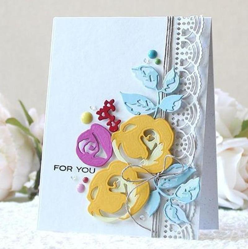 Rainbow   framed Metal Cutting Dies For Scrapbooking Card Craft Decor SP