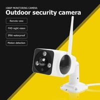 Наружная беспроводная Wi-Fi ptz-камера 1080P 3.0MP HD IP66 Водонепроницаемая инфракрасная камера ночного видения безопасности видео наблюдение облачн...