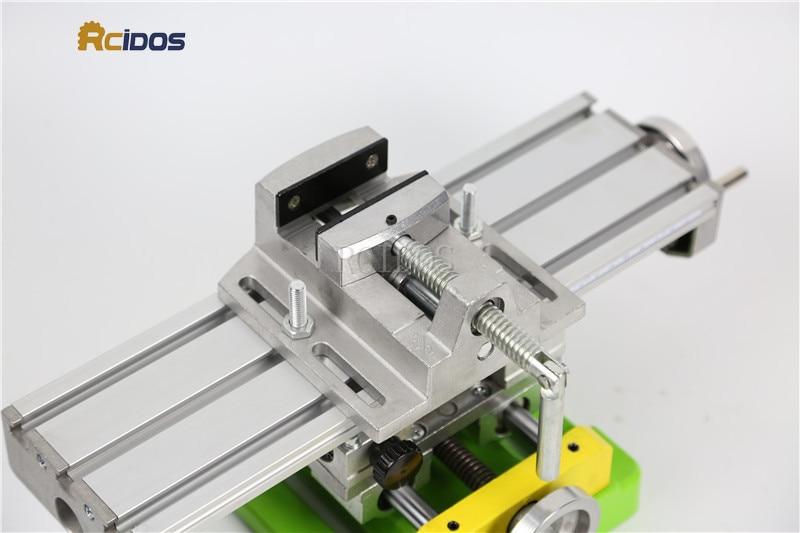 BG-6350 Mini összetett pad / famegmunkálási padok, RCIDOS asztali - Famegmunkáló berendezések - Fénykép 5