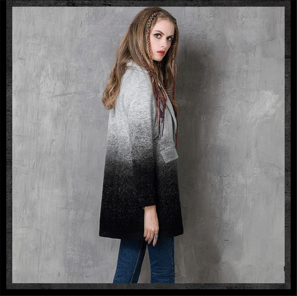 Vintage Warm Women Cashmere Coat 2016 High quality Winter Coat Women Long Sleeve Jacket Winter long Woman coats Cashmere coats (12)