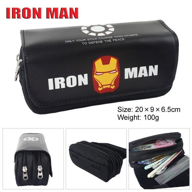 Пенал Железный человек и другие супергерои 4