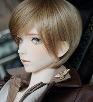 Free shipping ! free makeup&eyes included !top quality 1/3 bjd doll male manikin model miho SDGR boy body DOD