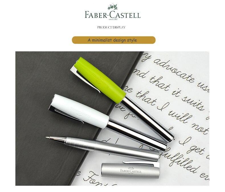 rodada pérola caneta estudantes caneta dedicado