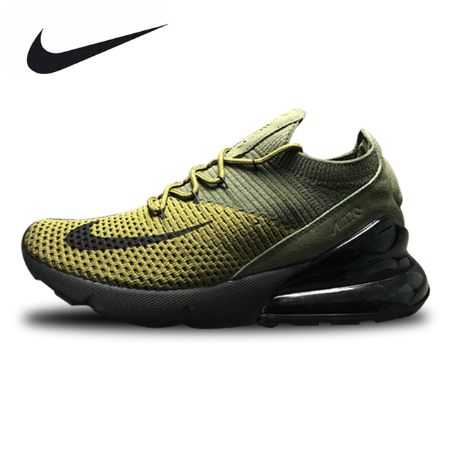 NIKE AIR MAX 270 Running Shoes Sneakers Sports Outdoor Green for Men AO1023 003 40-