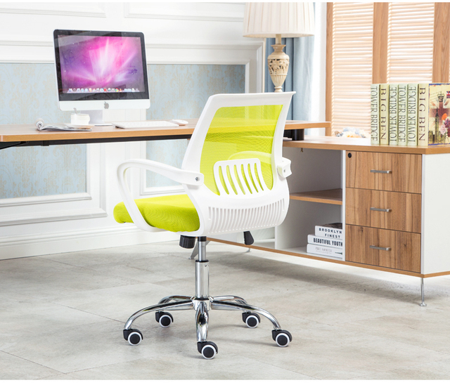 European And American Por Office Chair Whole Retail Pink Orange Green Color Living Room Lift
