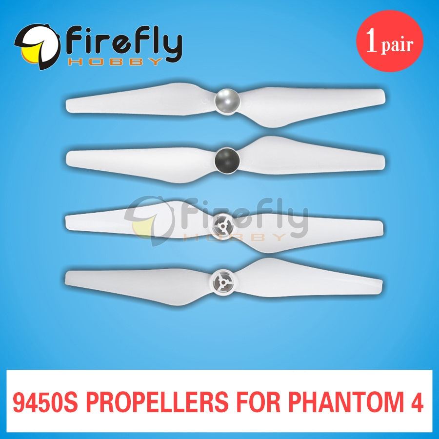 1 pair 9450S Propellers Phantom 4 Propellers CW & CCW Props DIY Accessories for DJI Phantom4
