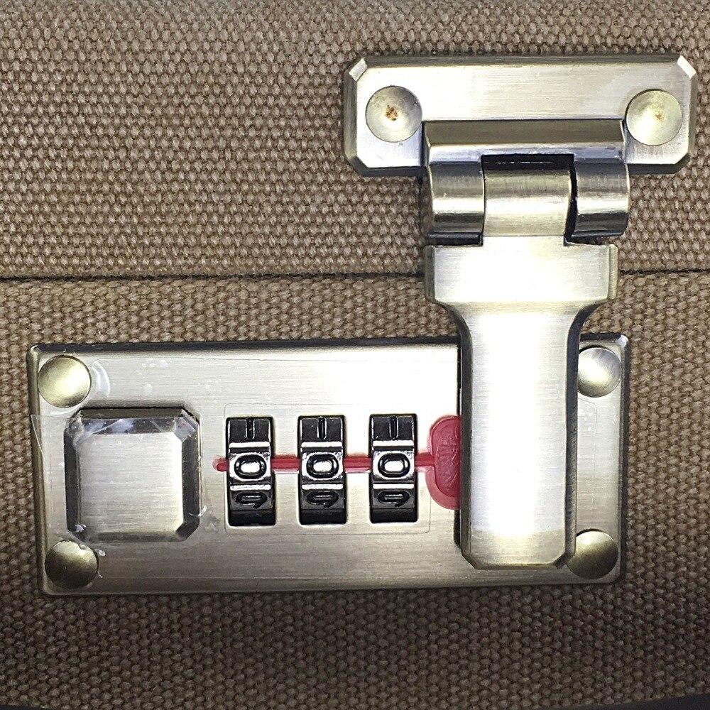 Tourbon chasse Vintage toile munitions coquilles mallette de rangement tir cartouches de balle porte-munitions porte-fusil accessoires - 6