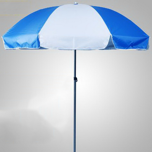 Awning Sun Umbrella Beach Outdoor Large Wind Resistance Waterproof