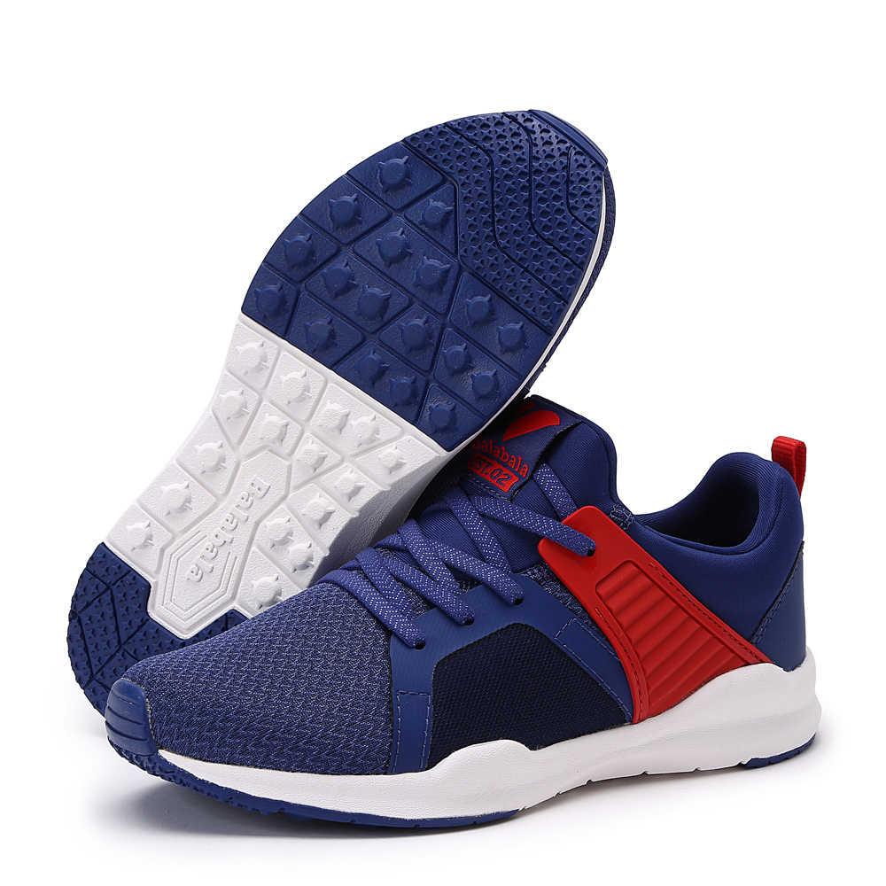 Balabala ילד נעל ספורט נעלי ריצה עבור בני בנות קל משקל רך TPU תחתון החלקה ללבוש עמיד ילד ספורט נעליים