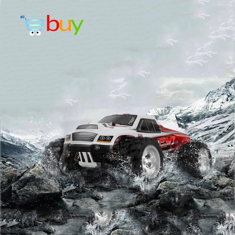 1:18 70KM/H WLtoys A979 Remote Control Car 4WD RC Electric Off-Road Bigfoot Cross-country Rock-climber Climbing Buggy Drift 2.4G new country rock