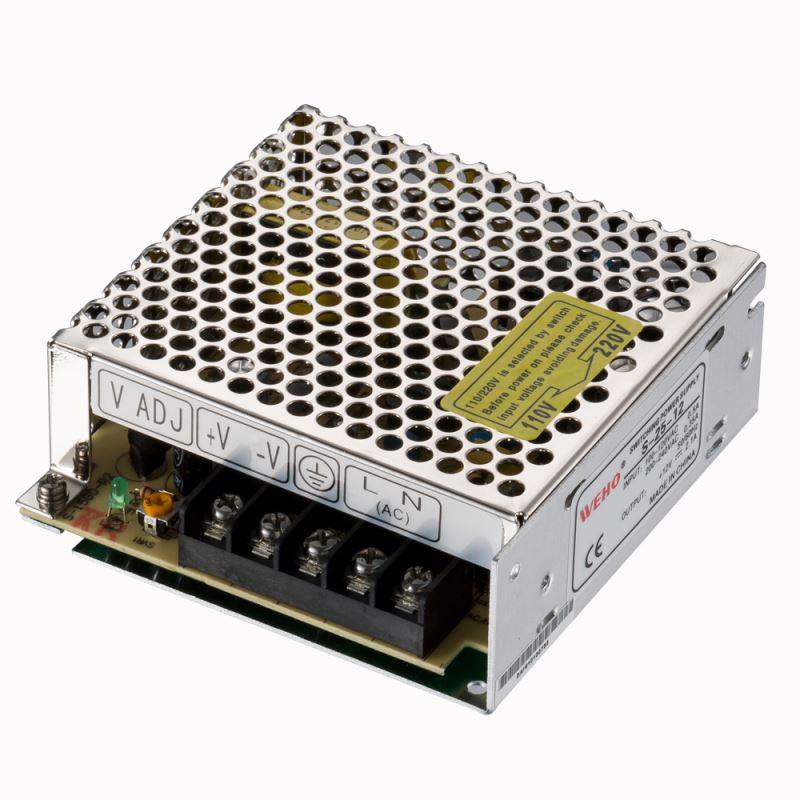 programovatelný ovladač dr 4020 ptc - S-Series AC/DC 5V~48V 15~201W Single Output Switch Power Supply Globally Transformers For LED Light Strip Display/PC/Programming