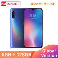 "Global Version Xiaomi Mi 9 SE 6GB 128GB 5.97"" Full Screen Mobile Phone Quick Charge 3.0 Snapdragon 712 Octa Core"