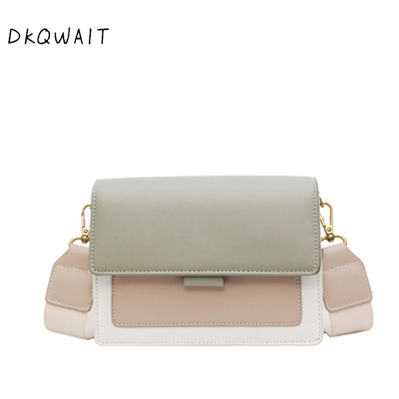 High Quality Messenger Bag For Women PU Leather Handbags Luxury Quality Female Shoulder Bags Famous Women Designer Flap Bags