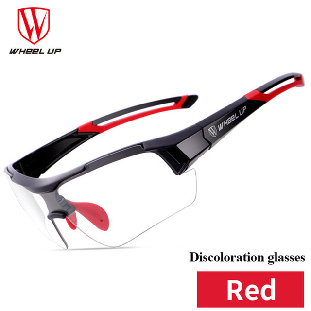 Discoloration Glasses Cycling Eyewear fietsbril lunette cyclisme occhiali ciclismo Bicycle Glasses 2018 Photochromic Sunglasses