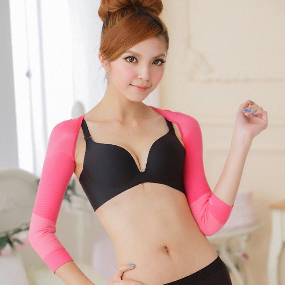 Women Arm Shaper Bodyshaper Tops 2 Colors Back Shoulder Corrector Slimming Underwear Hot Shapers Arm Control Shapewear W880821