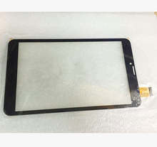 "Nuevo Para 8 ""Roverpad Aire S8 3G de la Tableta Capacitiva pantalla táctil digitalizador del Sensor de Cristal de Reemplazo Envío Gratis"