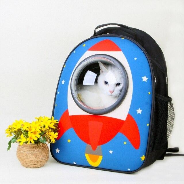 Rakiety Niebieski Przenoszenia Koty Zabawki Zwierzęta Szczenięta