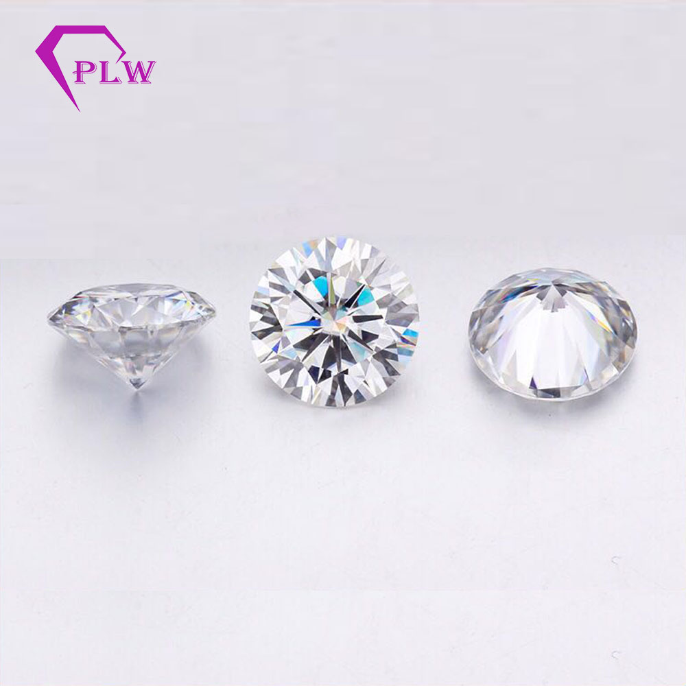EF Color Near 0.027 Ct * 36 Pcs/Pack From Provence Jewelry Melee Moissanite Highest Quality For Ring Bracelet Necklace Pendant