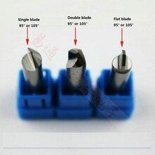 Твердосплавный материал поднимает ключ дублирование резки копировальный станок концевые фрезы плоские фрезы слесарные инструменты фрезы 95 105