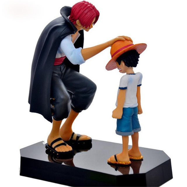 Action-Figure-Toys Decoration Pvc Dolls Reminiscence One-Piece Zero Anime Cartoon And