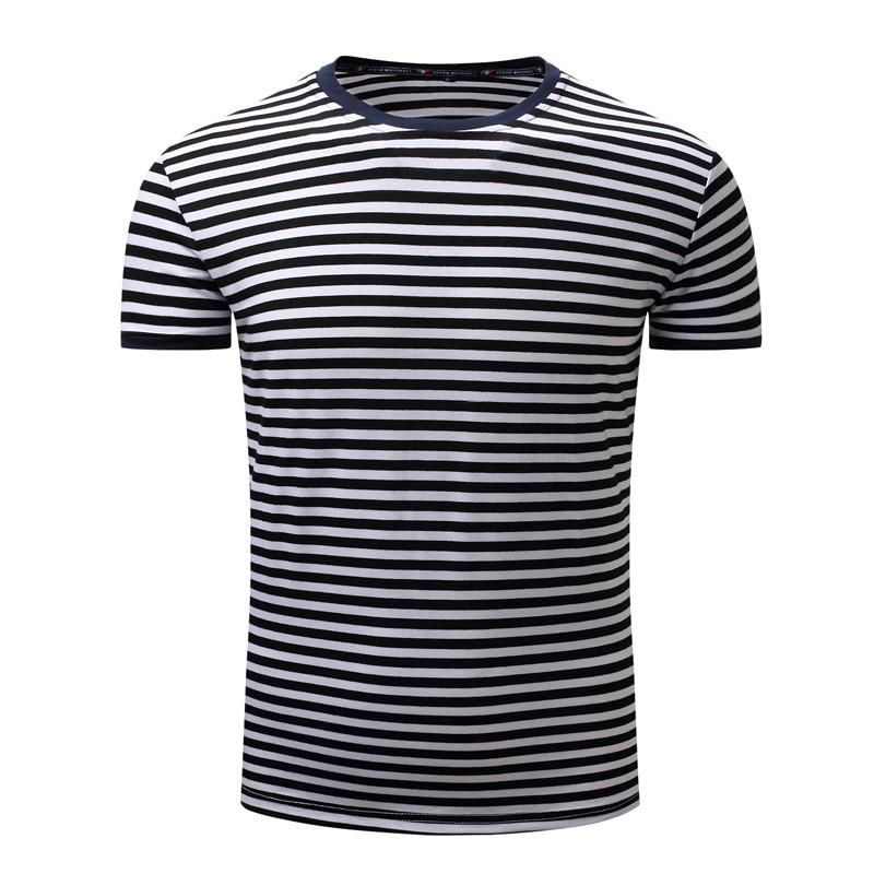 fredd marshall classic striped t shirt 2017 summer