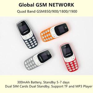 Image 2 - 5 יח\חבילה L8star מיני טלפונים סיטונאי מחיר עבור BM10 BM90 BM30 Bluetooth אוזניות Bluetooth חיוג טלפון עם ה SIM כרטיס נייד