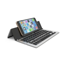 Animuss Wireless Mini Folding BlueTooth Keyboard for Smartphones and Tablet PC convenient 69 key wireless bluetooth v3 0 folding keyboard for tablet pc smartphone black