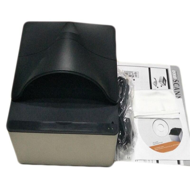 Lecteur de passeport Portable 24 bits Scanner de passeport certifié CE et FCC - 5