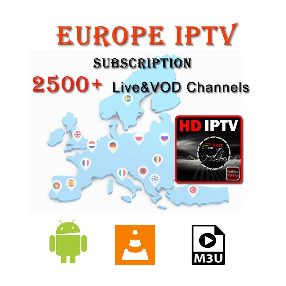 12 Months Brazil IPTV subscription Best HD 1400+ VOD Live Channels