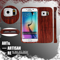 ORIGIANL Rosewood LOGO Embossed Natural NOTE Phone Case For Samsung Galaxy S7 S6 Edge Plus S5 Neo S4 MINI+Gift  Screen Protector