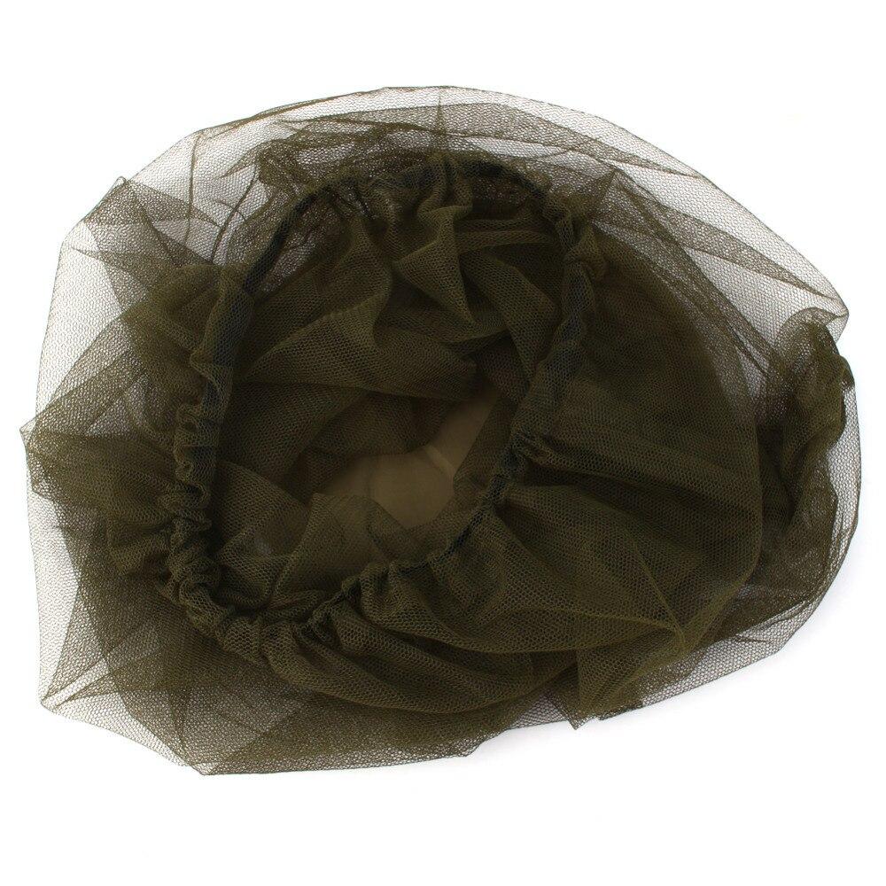 Verano Mosquito Net sombrero mujer Anti insectos malla Protector de cara de  la cabeza viaje al aire libre Camping pesca escalada del engranaje en  Senderismo ... 995c5a40e9d