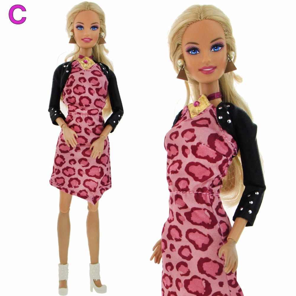 ... 1x Handmade Dress Mixed Style Summer Casual Wear Sexy Skirt + 1x High  Heels Shoes Clothes ... 8b2fcd2b57a7