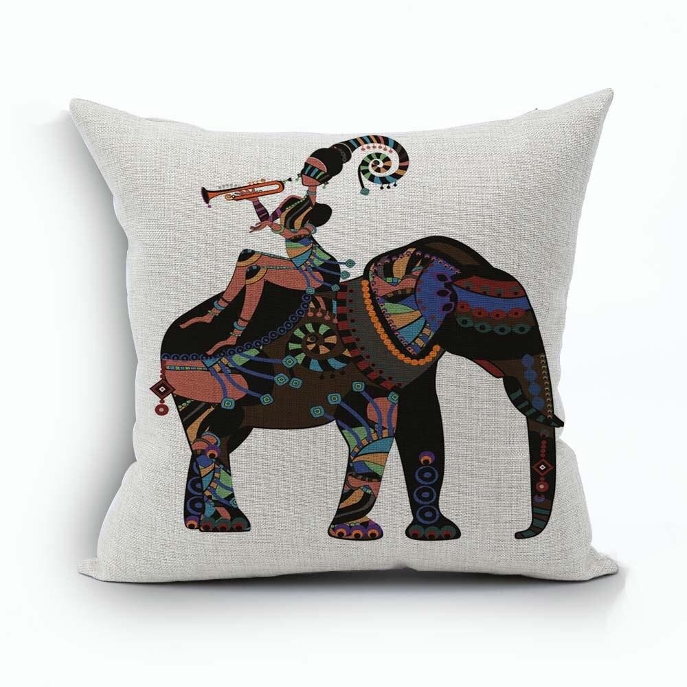 achetez en gros coussin africaine couvre en ligne des. Black Bedroom Furniture Sets. Home Design Ideas