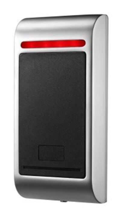 Large capacity 10000 users access control machine metal waterproof access controller and reader without keypad