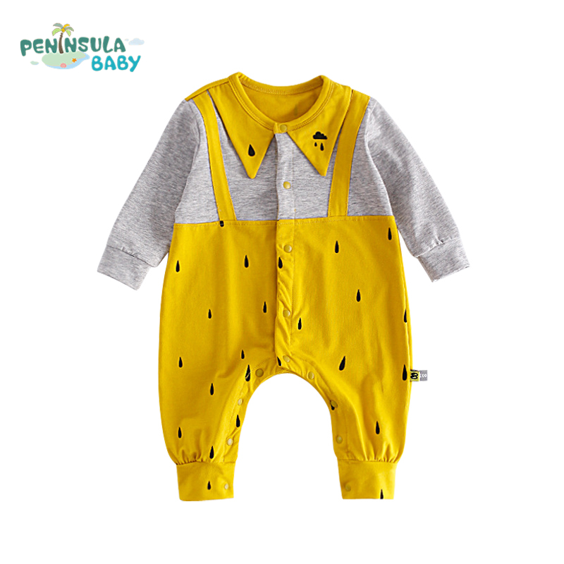 Baby Rompers Autumn Newborn Infant Baby Girl One Piece Romper Cotton Soft Belt Pant Long Sleeve Jumpsuit Baby Boy Clothes Outfit 2016 autumn newborn baby rompers fashion cotton infant jumpsuit long sleeve girl boys rompers costumes baby clothes
