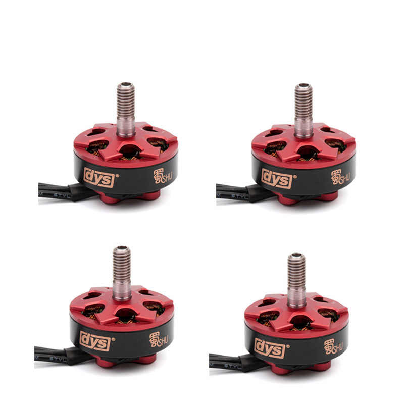 DYS Samguk Series Shu 2306 2250KV 2500KV 2800KV 3-4S 1750KV 4-6S Brushless Motor for RC Models Multicopter Spare Part Accs