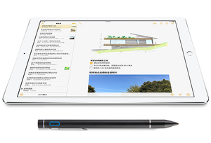 "Image 2 - Active Pen Capacitive Touch Screen Pen for Lenovo Yoga900s Yoga720 13""/15"" Flex5 13""/15"" Miix700/720 Miix510 YOGA 530 Yoga530 14"
