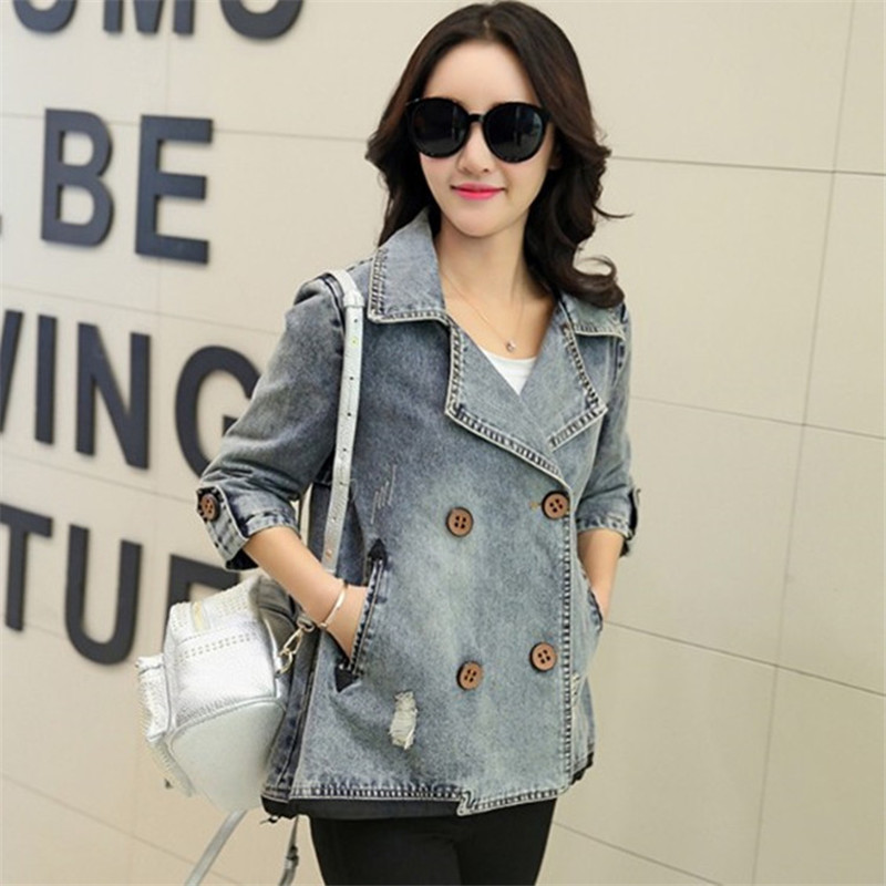 Online Get Cheap Jeans Jackets for Ladies -Aliexpress.com ...
