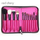 PU Makeup Brush Bag ...