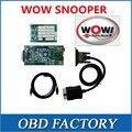 Freeship por DHL 2 pçs/lote com NEC RELÉ com caixa casa para WOW SNOOPER V5.008 R2 livre ativo a qualquer momento sem bluetooth