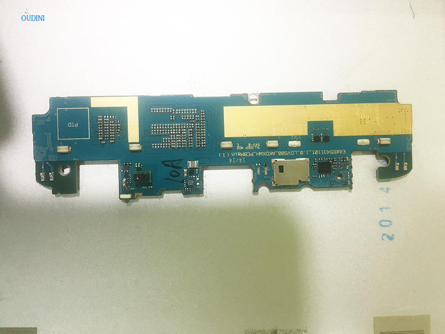 OUDINI Original  Working 100% Good Quality For LG G Pad 8.3 V500 Motherboard Free Shipping