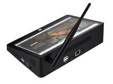 Pipo X10 Pro / X10 10.8 Inch Mini PC Win10/Android 7.0/Linux Máy Tính Bảng RAM 4G 64G Rom Z8350/RK3399 TV Box BT RJ45 USB USB * 4