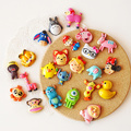 10pcs Cute Cartoon Animal Fridge Magnet Creative Animation Magnetic Buckle Refrigerator Stickers Magnet Stickers Home Decor