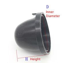 Rubber Dust Cover waterproof dustproof sealing headlight cover HID Bulbs dust  65mm 75mm 80mm 85mm 90mm 95mm 100 105 110mm
