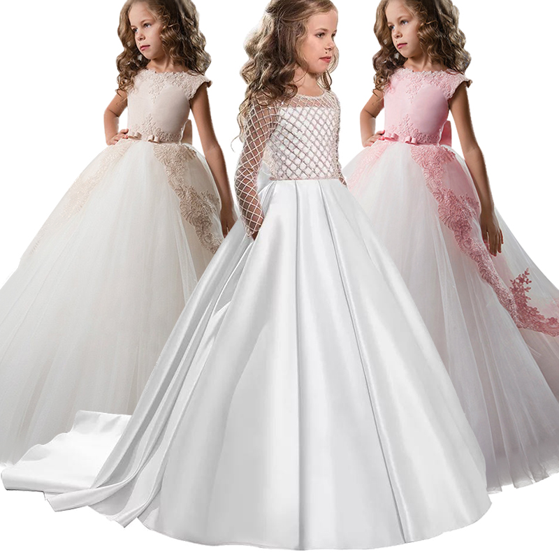 little-flower-girl-dresses-for-weddings-banquet-dress-girl-beaded-birthday-first-communion-dresses-petals-long-sleeves-ball-gown