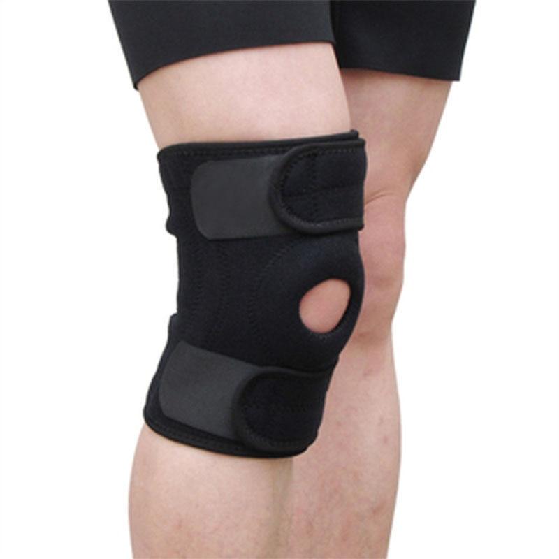 Knee Compression Sleeve Prevent Knee Arthritis Sports Tape Knee Protector Kinesio Tape Spring Mountaineering Knee Pads